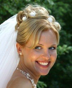 svatební učesy 25 října 2008 v 11 53 učesy vlasy atd